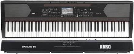 Цифровое пианино KORG HAVIAN 30: фото